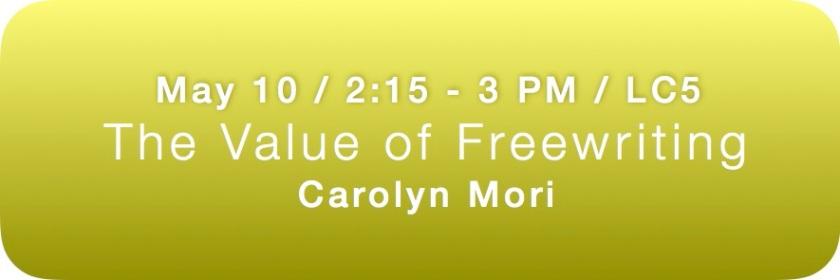 Workshop Button - Carolyn