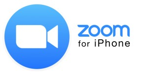 Zoom App Dowload for iPhone Image