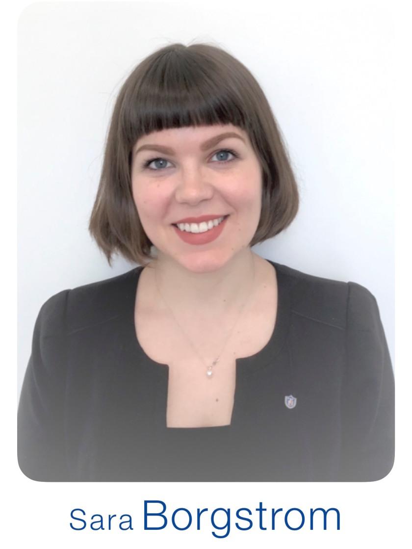 Sara Borgstrom 1
