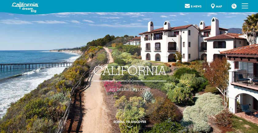 california website