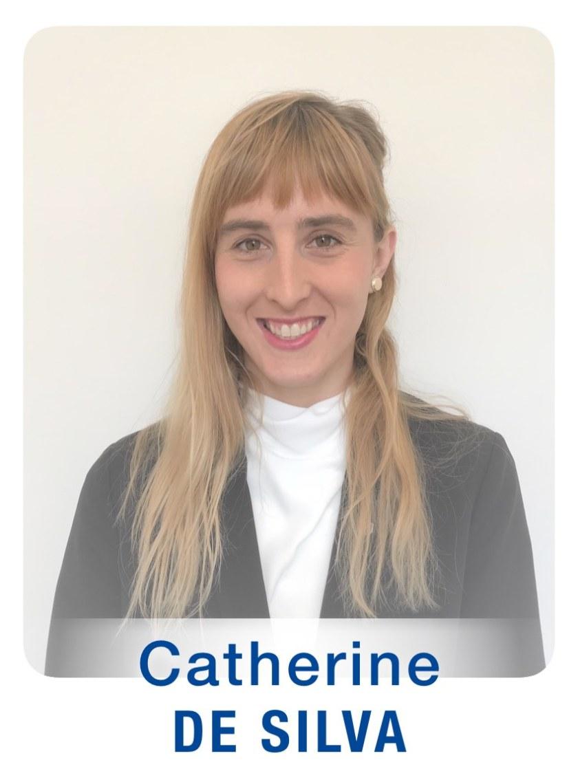 Catherine de Silva 1