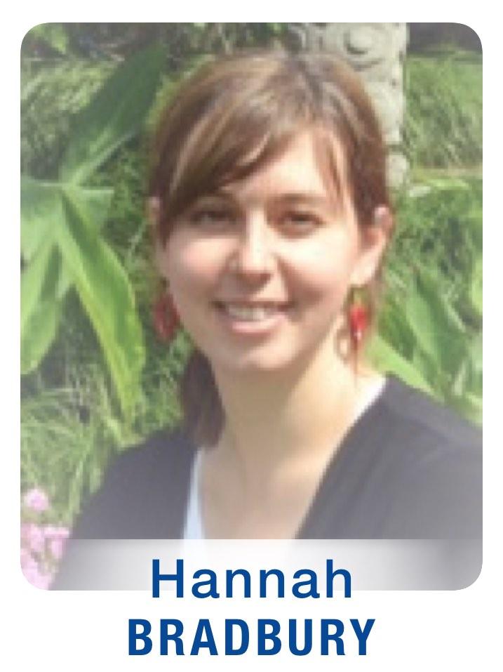 Hannah Bradbury