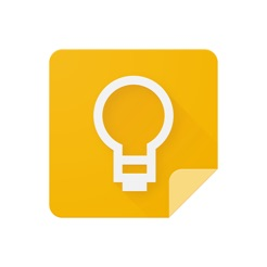 Google Keep App Image