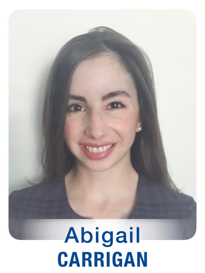 New Staff Photos (GTFs) Abigail Carrigan