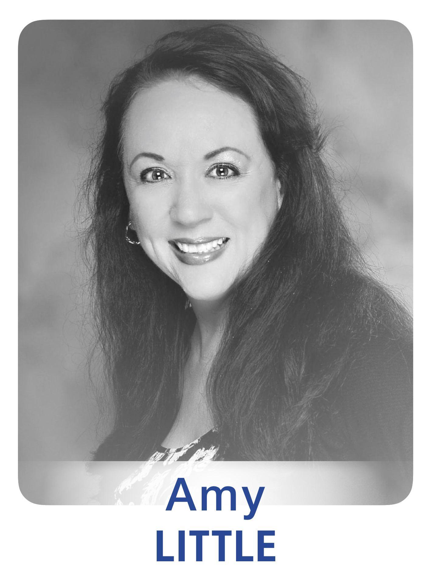 New Staff Photos (GTFs) Amy Little