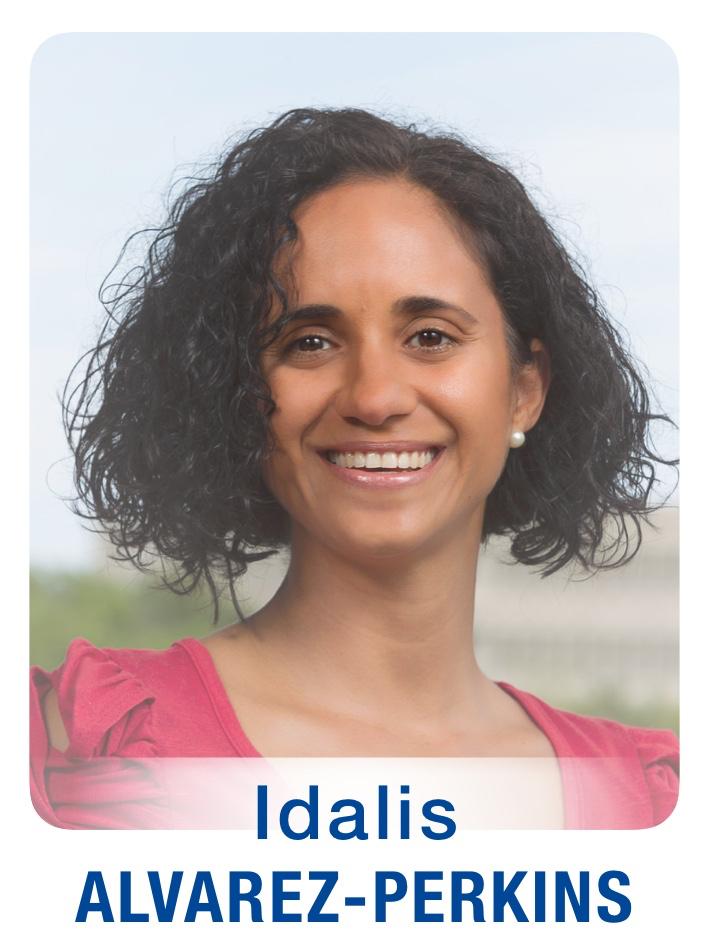 New Staff Photos (GTFs) Idalis Alvarez-Perkins