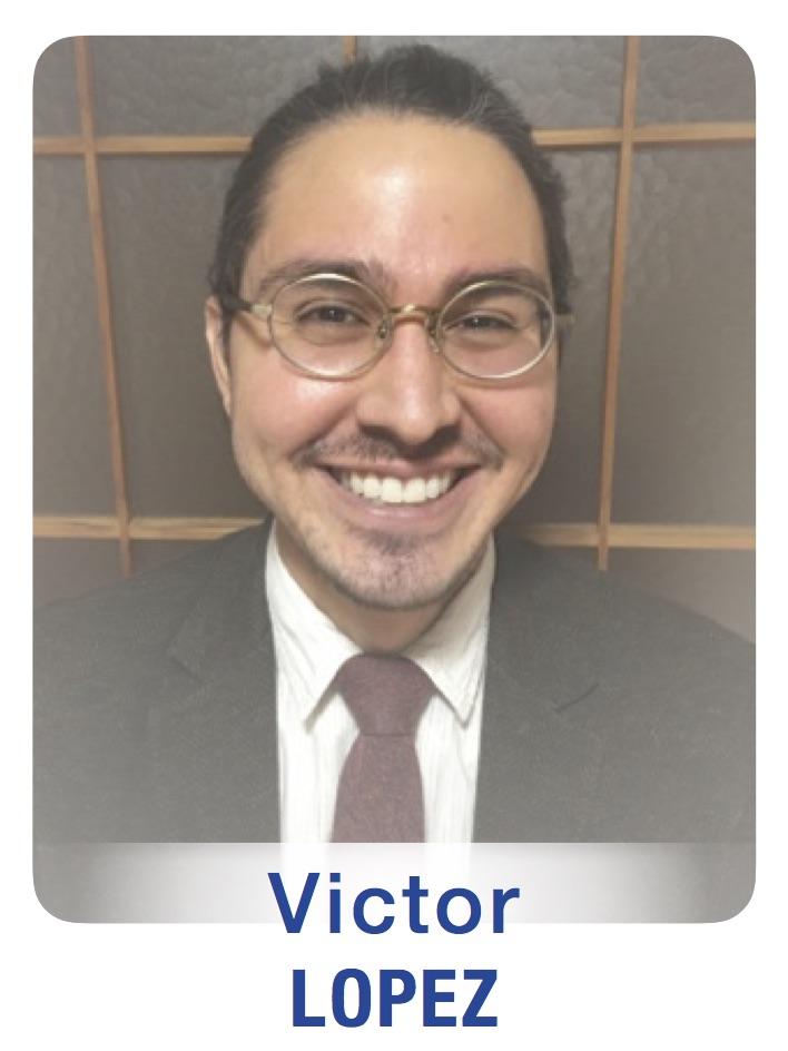 New Staff Photo (Victor)