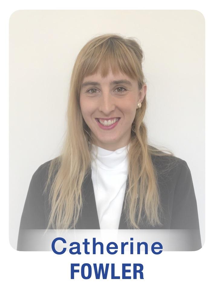 New Staff Photos (GTFs) Catherine Fowler