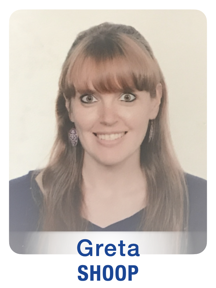 Greta Shoop GTF Photo