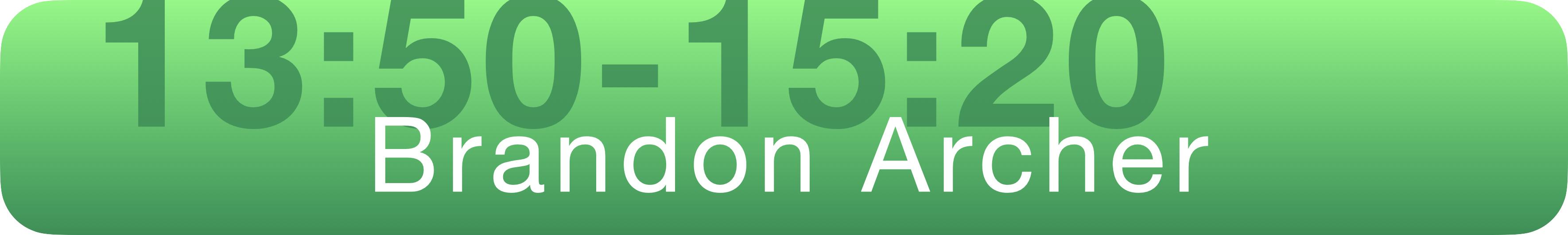 Brandon Archer Advising 1350 button