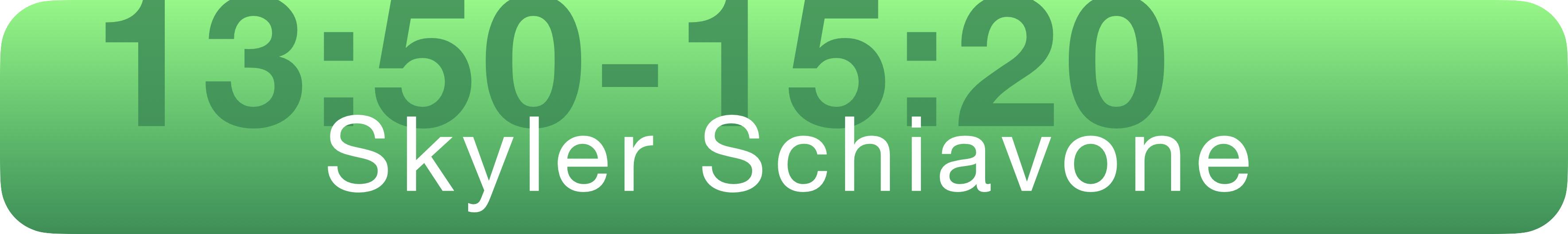Skyler Schiavone Advising Button 1350